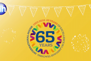 65 years International House