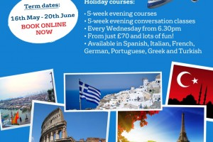 Holiday course available now